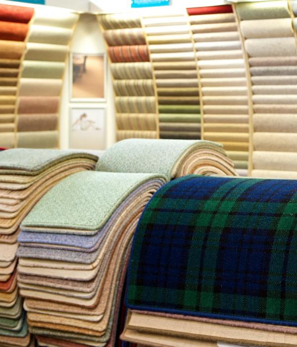 Carpets, Curtains & Lighting