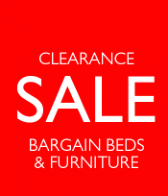 Huge Savings in Stock Clearance event