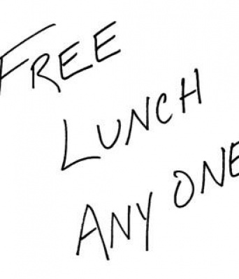 100 free lunches in October!