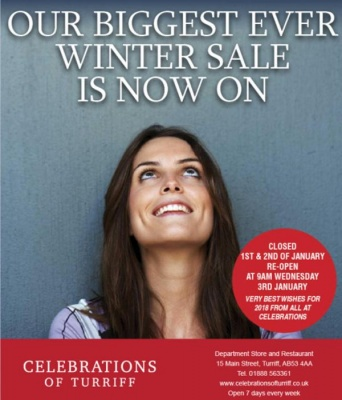 Biggest ever Winter Sale now on!