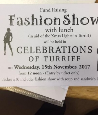 Fashion Show with Lunch
